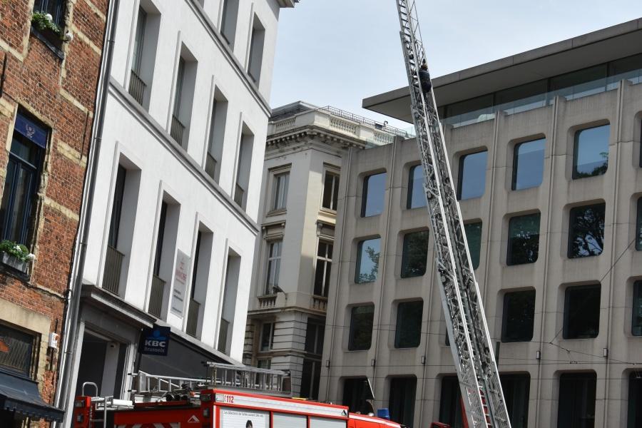 Démonstration Pompiers